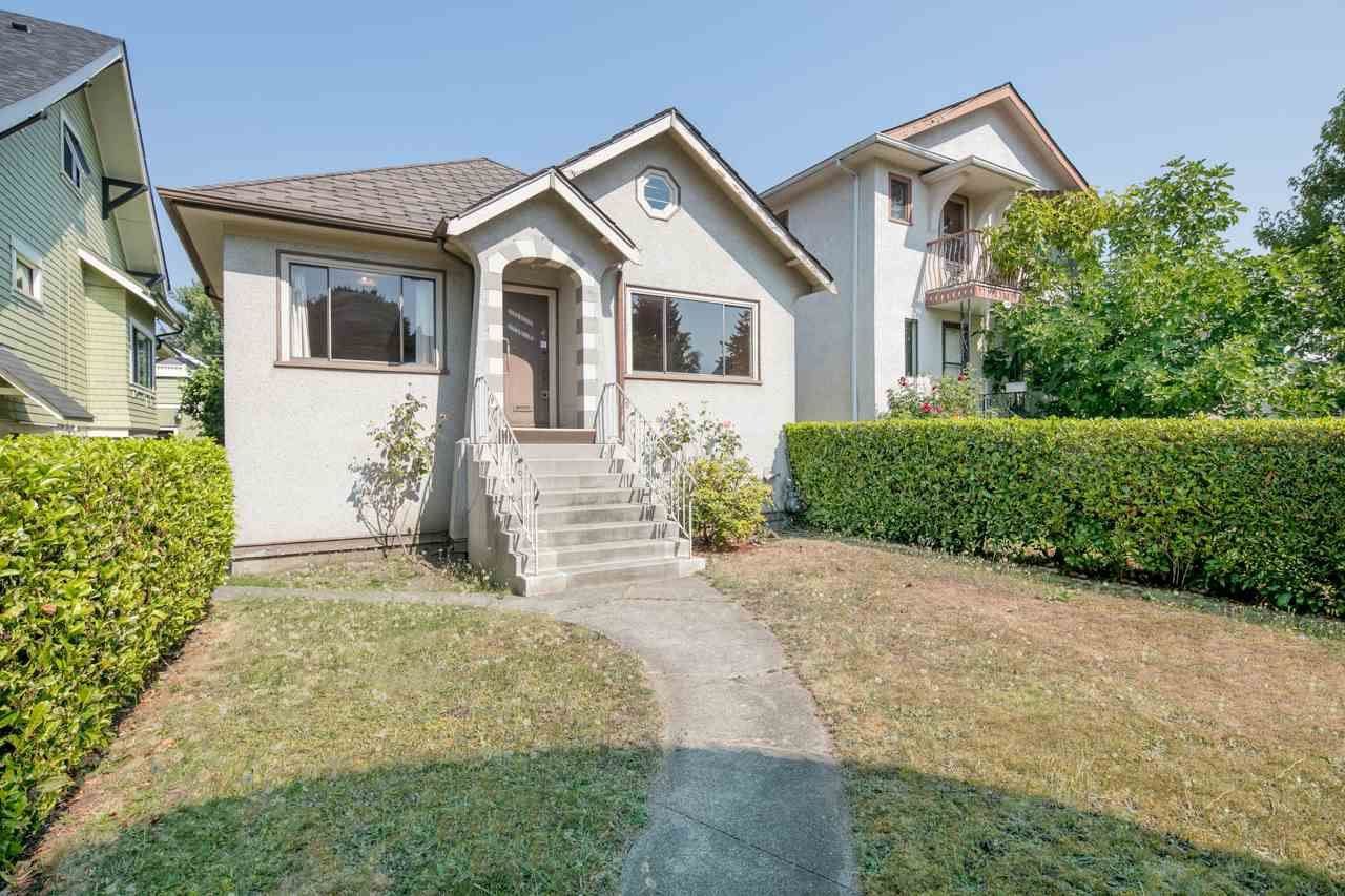 Main Photo: 145 W 19TH Avenue in Vancouver: Cambie House for sale (Vancouver West)  : MLS®# R2202980