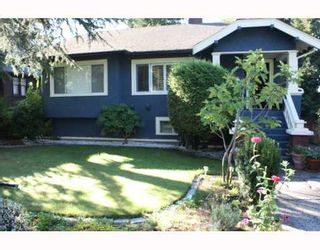 Photo 1: 3478 W 40TH Avenue in Vancouver: Dunbar House for sale (Vancouver West)  : MLS®# V803262