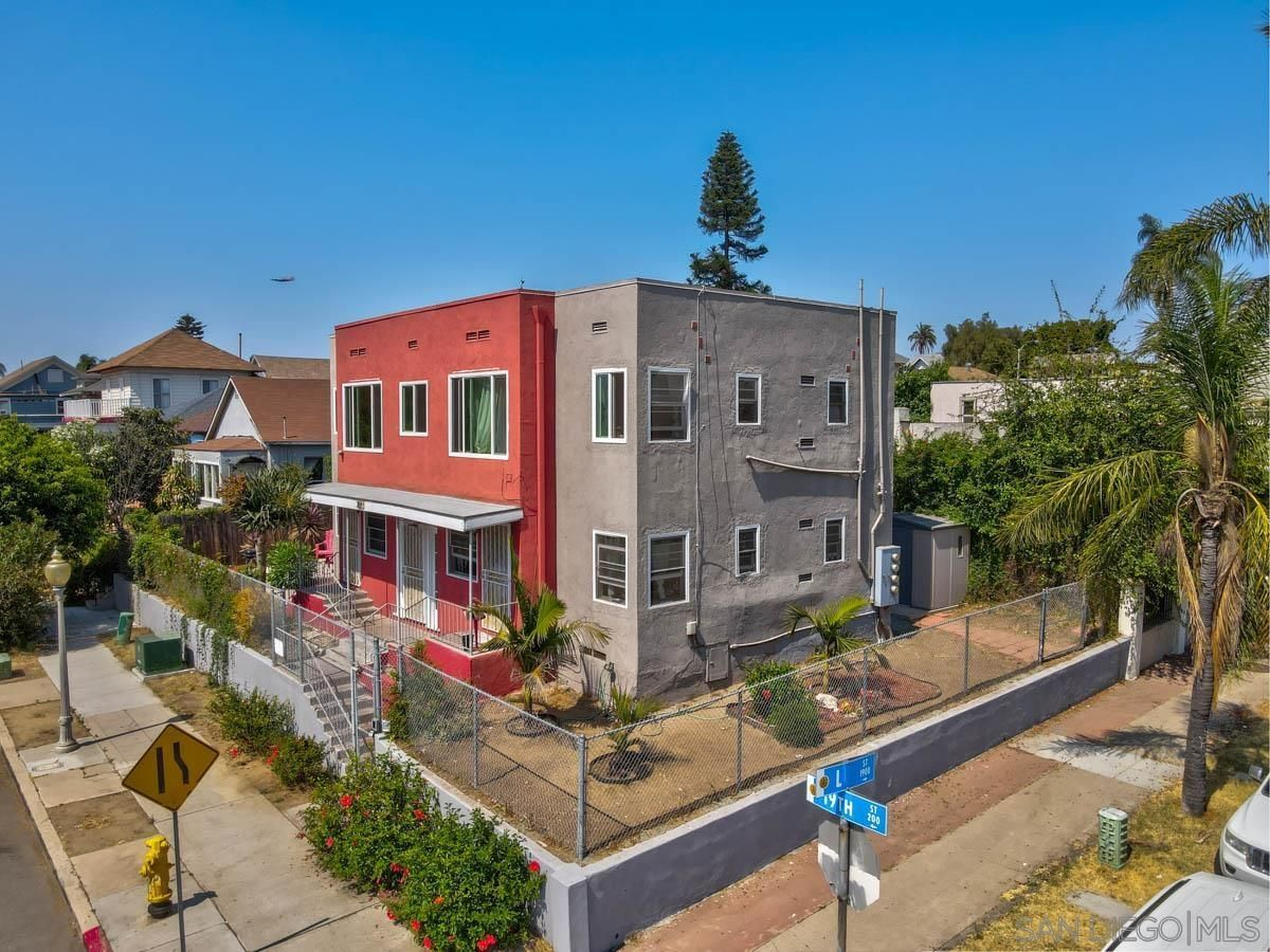 Main Photo: SAN DIEGO Property for sale: 207 19Th St