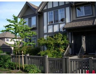 "Photo 1: 59 20038 70TH Avenue in Langley: Willoughby Heights Townhouse for sale in ""DAYBREAK"" : MLS®# F2912901"