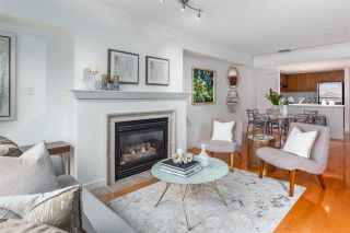 """Photo 8: 306 2161 W 12TH Avenue in Vancouver: Kitsilano Condo for sale in """"The Carlings"""" (Vancouver West)  : MLS®# R2319744"""