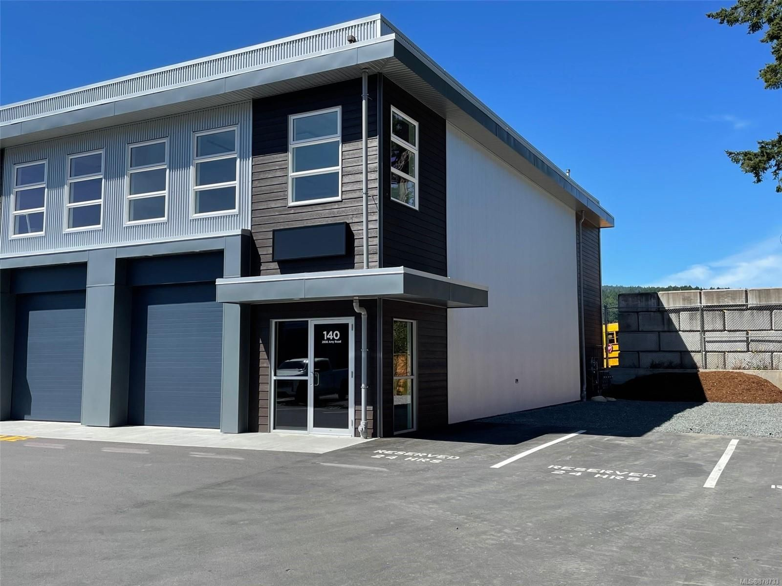 Main Photo: 140 2936 Amy Rd in : La Goldstream Industrial for lease (Langford)  : MLS®# 878733