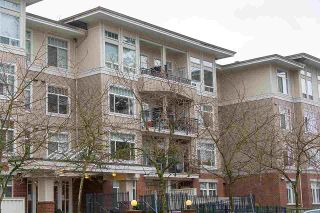 "Photo 1: 306 2353 MARPOLE Avenue in Port Coquitlam: Central Pt Coquitlam Condo for sale in ""EDGEWATER"" : MLS®# R2234201"