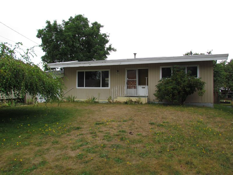 Main Photo: 2681 VICTORIA ST in ABBOTSFORD: Abbotsford West House for rent (Abbotsford)