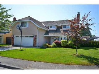 Photo 1: 8071 MIRABEL Court in Richmond: Woodwards Home for sale ()  : MLS®# V961411
