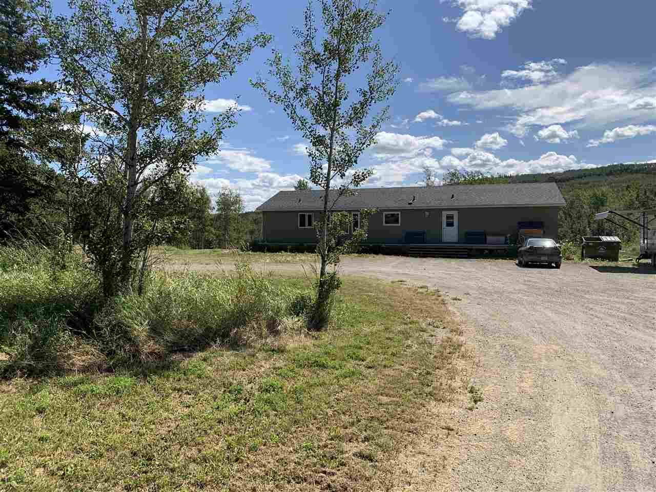 Main Photo: 13534 ROSE PRAIRIE Road in Fort St. John: Fort St. John - Rural W 100th Manufactured Home for sale (Fort St. John (Zone 60))  : MLS®# R2481448