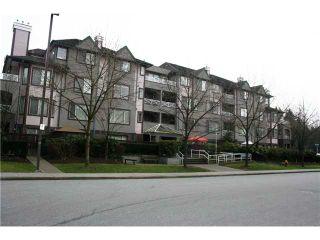 Photo 1: 305 1145 HEFFLEY Crescent in Coquitlam: North Coquitlam Condo for sale : MLS®# V861132