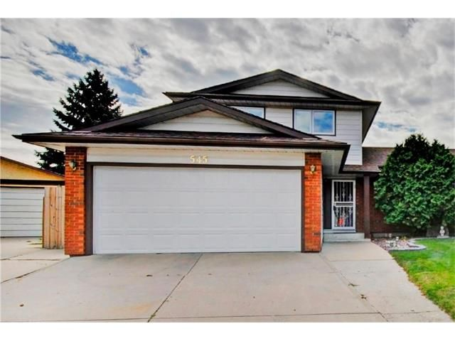 Main Photo: 545 RUNDLEVILLE Place NE in Calgary: Rundle House for sale : MLS®# C4079787