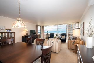 """Photo 8: 505 2135 ARGYLE Avenue in West Vancouver: Dundarave Condo for sale in """"THE CRESCENT"""" : MLS®# R2620347"""