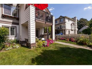 "Photo 3: 76 4401 BLAUSON Boulevard in Abbotsford: Abbotsford East Townhouse for sale in ""THE SAGE"" : MLS®# R2485682"