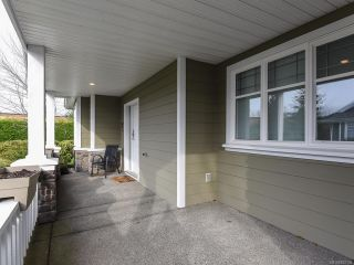 Photo 3: 27 2727 BRISTOL Way in COURTENAY: CV Crown Isle Row/Townhouse for sale (Comox Valley)  : MLS®# 832155
