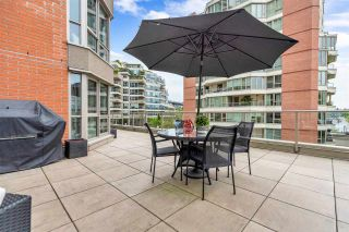 """Photo 7: 203 1625 HORNBY Street in Vancouver: Yaletown Condo for sale in """"SEAWALK NORTH"""" (Vancouver West)  : MLS®# R2577394"""