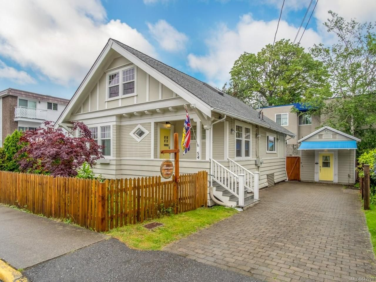 Main Photo: 54 Prideaux St in NANAIMO: Na Old City House for sale (Nanaimo)  : MLS®# 842271