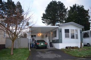 """Photo 1: 102 8224 134 Street in Surrey: Queen Mary Park Surrey Manufactured Home for sale in """"WESTW00D GATE"""" : MLS®# R2249343"""