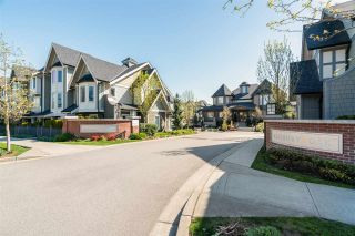 """Photo 1: 83 8138 204 Street in Langley: Willoughby Heights Townhouse for sale in """"Ashbury & Oak by Polygon"""" : MLS®# R2569856"""