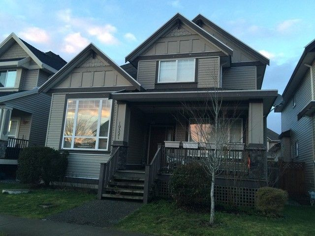 Main Photo: 19321 72A AV in Surrey: Clayton House for sale (Cloverdale)  : MLS®# F1429450