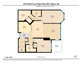 Photo 29: 103 30 Discovery Ridge Close SW in Calgary: Discovery Ridge Apartment for sale : MLS®# A1144309