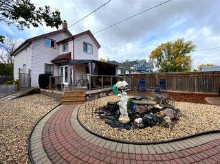 Photo 31: 319 Berry Street in Winnipeg: St James Residential for sale (5E)  : MLS®# 202025032