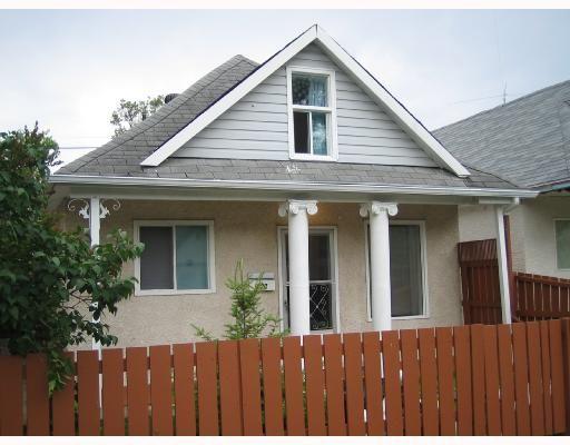Main Photo: 120 HESPELER Avenue in WINNIPEG: East Kildonan Residential for sale (North East Winnipeg)  : MLS®# 2812915