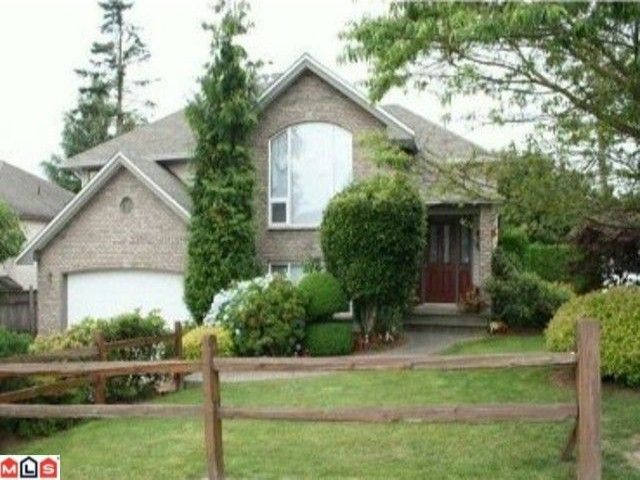 "Main Photo: 35197 KOOTENAY Drive in Abbotsford: Abbotsford East House for sale in ""Sandy Hill/Bateman"" : MLS®# F1211134"