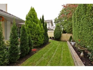 "Photo 19: 25 21138 88TH Avenue in Langley: Walnut Grove Townhouse for sale in ""Spencer Green"" : MLS®# F1323344"