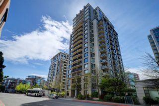 Photo 1: 603 751 Fairfield Rd in Victoria: Vi Downtown Condo for sale : MLS®# 886536