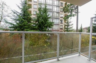 "Photo 5: 109 9298 UNIVERSITY Crescent in Burnaby: Simon Fraser Univer. Condo for sale in ""NOVO 1"" (Burnaby North)  : MLS®# R2325299"