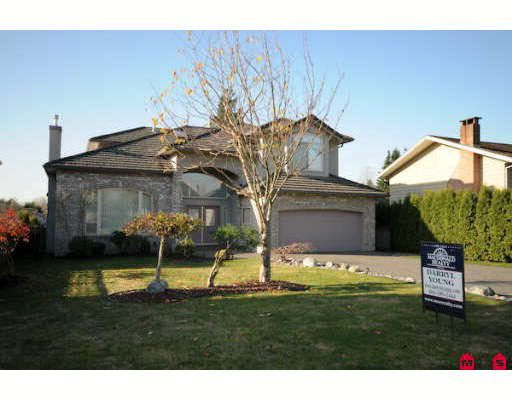 Main Photo: 11229 154A STREET in : Fraser Heights House for sale : MLS®# F2832136