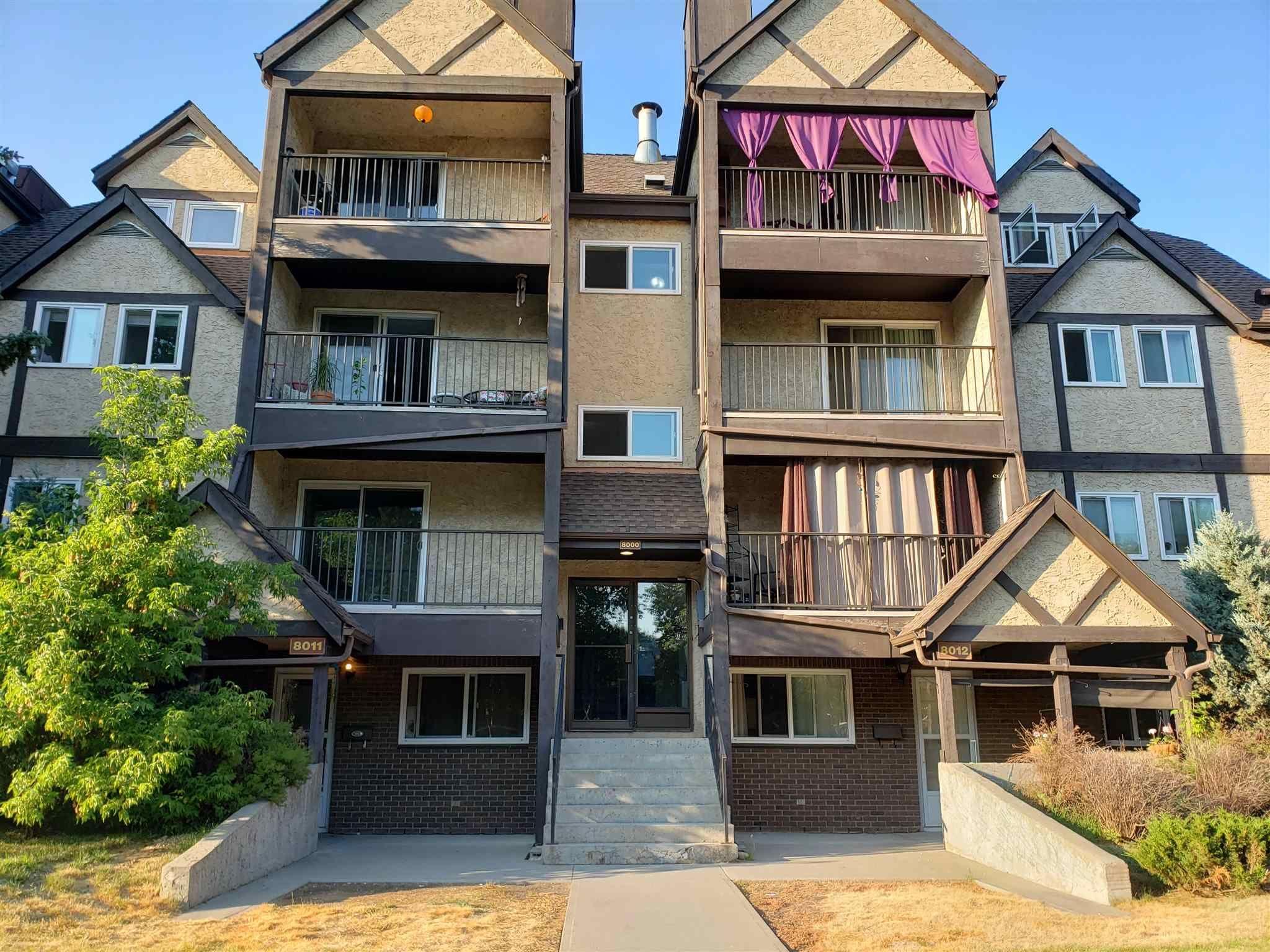 Main Photo: 8024 TUDOR Glen: St. Albert Condo for sale : MLS®# E4255061