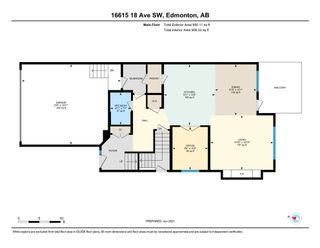 Photo 47: 16615 18 Avenue in Edmonton: Zone 56 House for sale : MLS®# E4246800