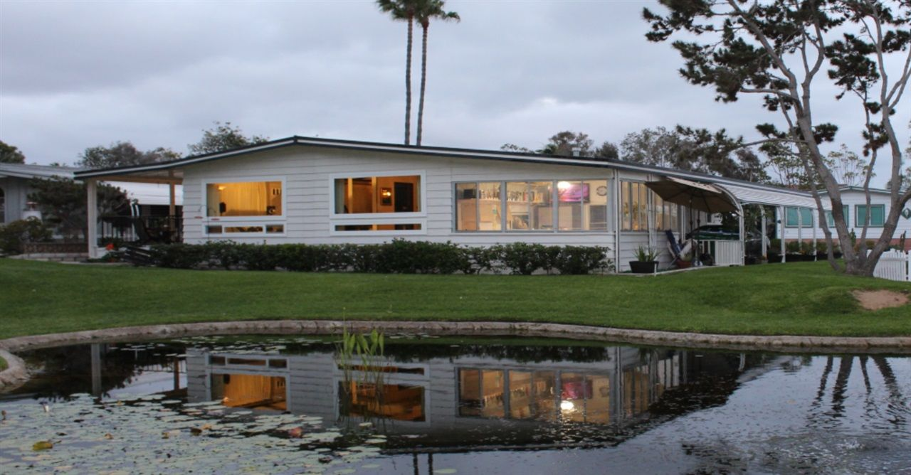 Main Photo: CARLSBAD WEST Manufactured Home for sale : 3 bedrooms : 7314 San Luis #283 in Carlsbad