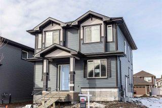 Photo 4: 7446 COLONEL MEWBURN Road in Edmonton: Zone 27 House for sale : MLS®# E4233068
