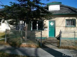 Photo 1: 521 Alfred Avenue in Winnipeg: North End Residential for sale (4A)  : MLS®# 202104586