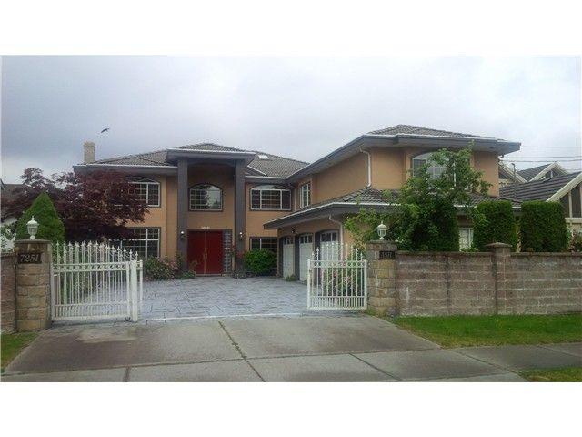 Main Photo: 7251 ASH Street in Richmond: McLennan North House for sale : MLS®# V1073293