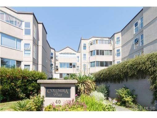 Main Photo: 329 40 W Gorge Rd in VICTORIA: SW Gorge Condo for sale (Saanich West)  : MLS®# 703635