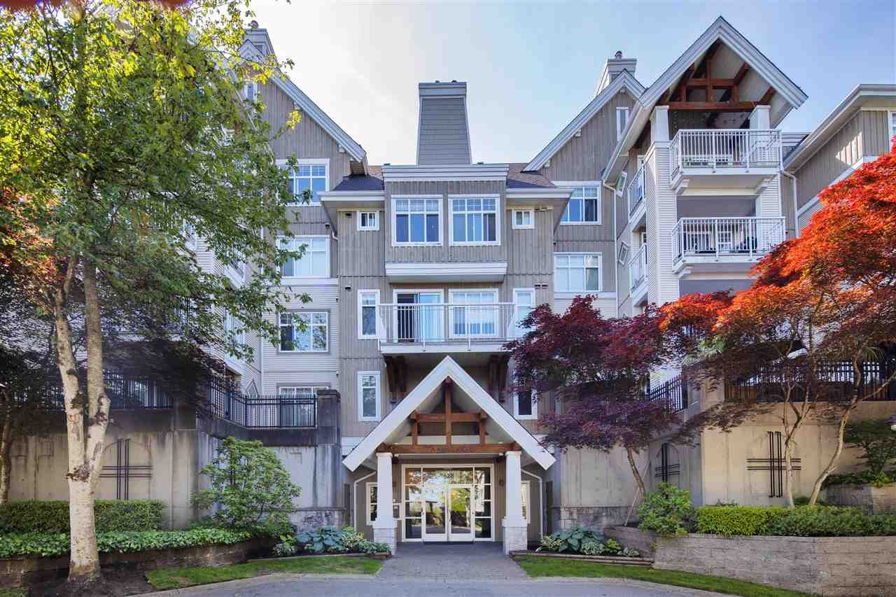 "Main Photo: 204 1428 PARKWAY Boulevard in Coquitlam: Westwood Plateau Condo for sale in ""MONTREAUX"" : MLS®# R2525629"