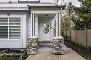 """Photo 3: 10 6767 196 Street in Surrey: Clayton Townhouse for sale in """"Clayton Creek"""" (Cloverdale)  : MLS®# R2555935"""
