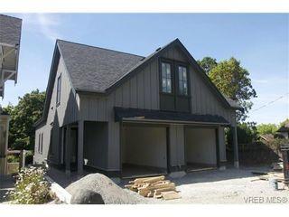 Photo 1: 142 St. Andrews St in VICTORIA: Vi James Bay Half Duplex for sale (Victoria)  : MLS®# 704091