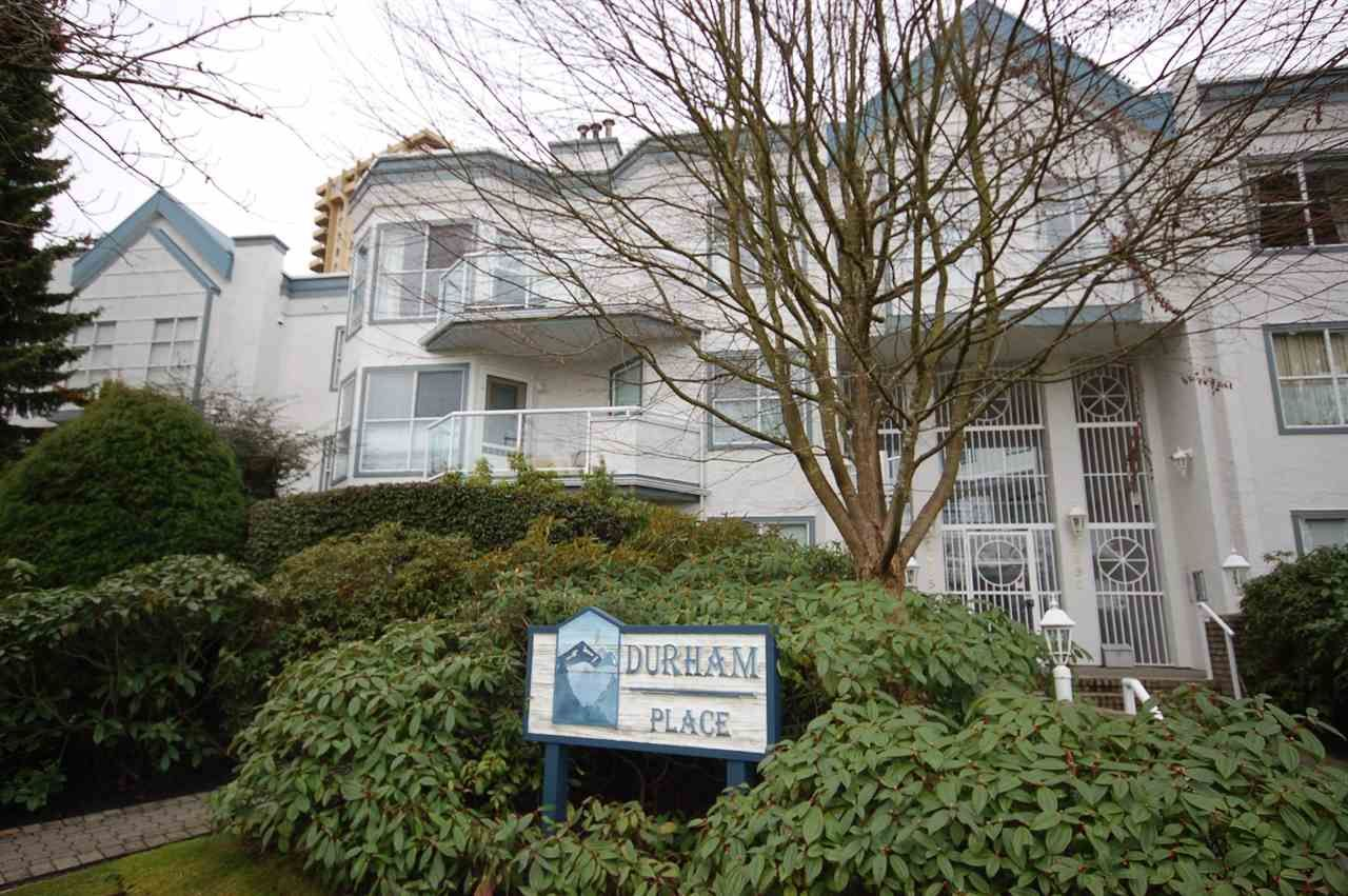 """Main Photo: 222 5695 CHAFFEY Avenue in Burnaby: Central Park BS Condo for sale in """"DURHAM PLACE"""" (Burnaby South)  : MLS®# R2132494"""