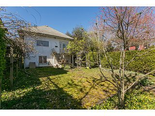"""Photo 1: 3105 ST. CATHERINES Street in Vancouver: Mount Pleasant VE House for sale in """"MOUNT PLEASANT"""" (Vancouver East)  : MLS®# V1116522"""