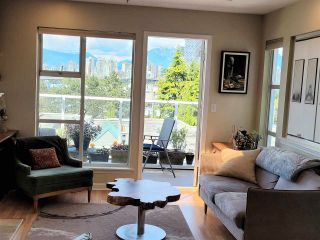 Photo 5: 406 1333 W 7TH Avenue in Vancouver: Fairview VW Condo for sale (Vancouver West)  : MLS®# R2579596