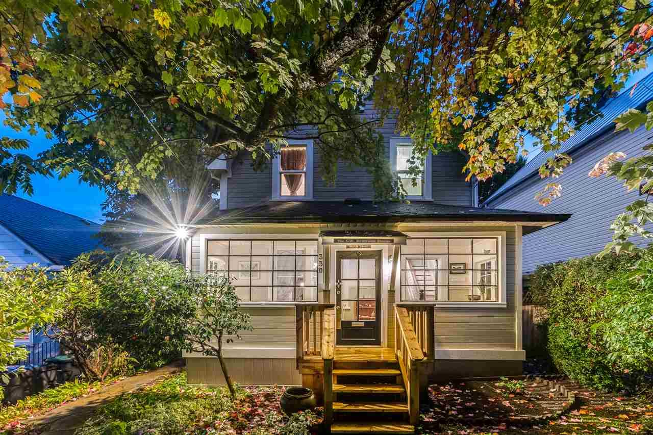 Main Photo: 344 Strand Avenue in New Westminster: Sapperton House for sale