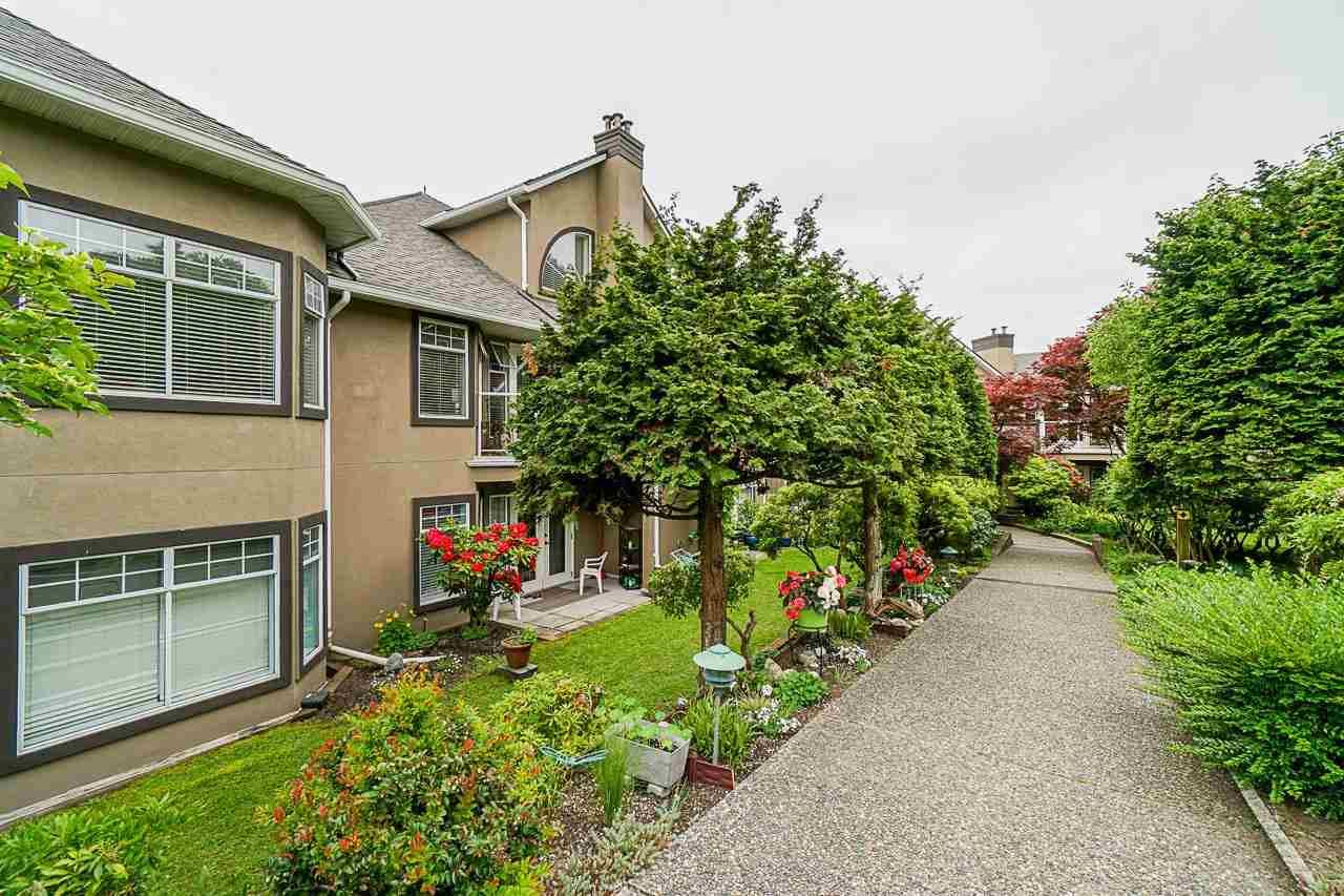 """Main Photo: 101 74 MINER Street in New Westminster: Fraserview NW Condo for sale in """"Fraserview"""" : MLS®# R2586466"""