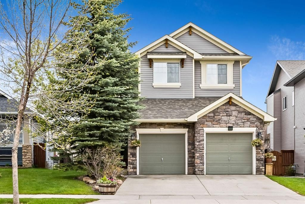 Main Photo: 343 Banister Drive: Okotoks Detached for sale : MLS®# A1111647