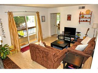 Photo 1: MISSION HILLS Condo for sale : 2 bedrooms : 3963 Eagle Street #9 in San Diego