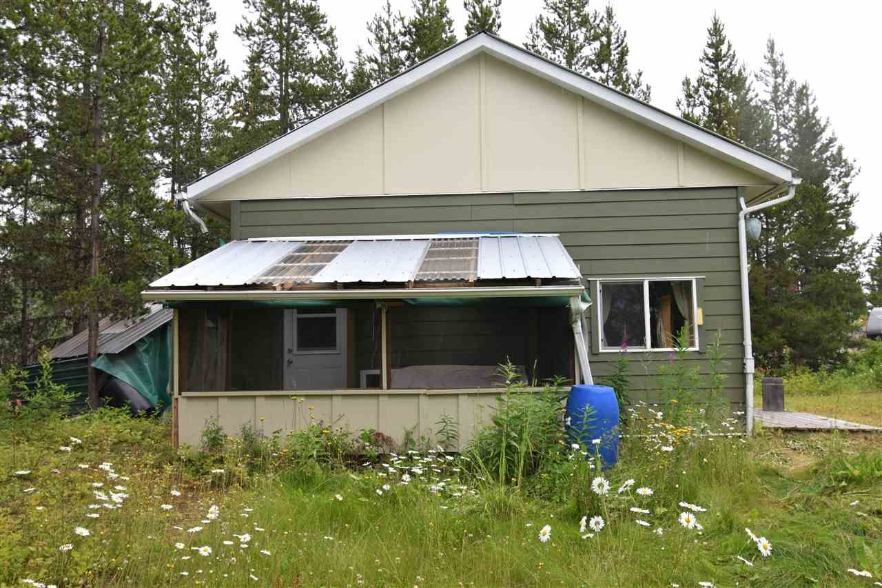 Main Photo: 3205 MILLAR Road in Smithers: Smithers - Rural House for sale (Smithers And Area (Zone 54))  : MLS®# R2475972
