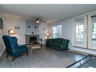 """Photo 4: 216 19721 64 Avenue in Langley: Willoughby Heights Condo for sale in """"WESTSIDE ESTATES"""" : MLS®# R2023400"""