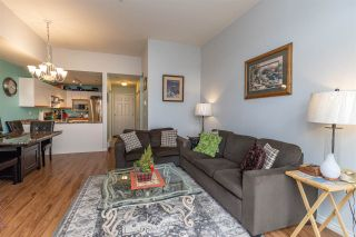 """Photo 10: 311 5955 177B Street in Surrey: Cloverdale BC Condo for sale in """"Windsor Place"""" (Cloverdale)  : MLS®# R2566962"""