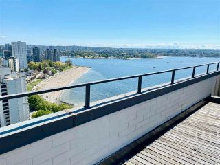 """Photo 24: 2201 2055 PENDRELL Street in Vancouver: West End VW Condo for sale in """"PANORAMA PLACE"""" (Vancouver West)  : MLS®# R2587547"""