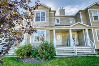 Main Photo: 200 7707 Martha's Haven Park NE in Calgary: Martindale Row/Townhouse for sale : MLS®# A1149259